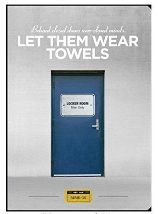 ESPN's Let Them Wear Towels, a documentary about women in sports media from the 1970s