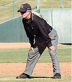 Perry Barber, MSBL umpire