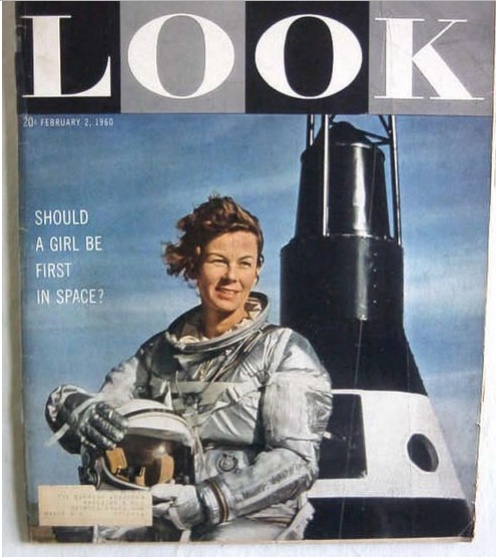 Look magazine cover, Feb. 2, 1960