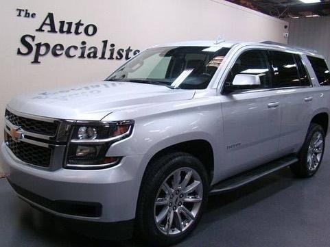 "2018 Chevrolet Tahoe LT $41,988 * 45k miles * 22"" Wheels * Sunroof * 2nd Row Buckets * New Tires * SKU: 8192  Find Listing: https://www.theautospecialists.net/Listing/232077/2018-Chevrolet-Tahoe-LT.aspx  All Listings: https://www.theautospecialists.net/"