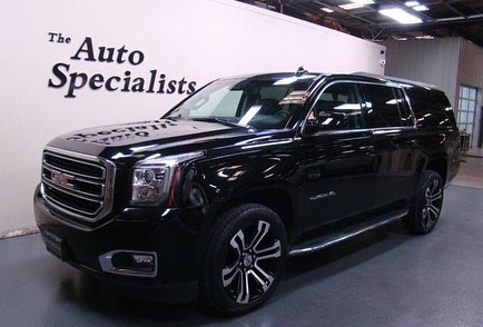 """2018 GMC Yukon XL SLT $52,988 * 13k miles * 22"""" Wheels * Navigation * Sunroof * Entertainment System with 3rd Row Screen * New Tires * SKU: 8197  Find Listing: https://www.theautospecialists.net/Listing/232067/2018-GMC-Yukon-XL-SLT.aspx  All Listings: https://www.theautospecialists.net/"""