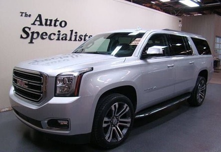 """2018 GMC Yukon XL SLT $50,988 * 21,242 * 22"""" Wheels * Navigation * Sunroof * Entertainment System with 3rd Row Screen * New Tires * Heated & Cooled Seats * Heated Second Row Seats * Keyless Start * SKU: 8196  Find Listing: https://www.theautospecialists.net/Listing/231513/2018-GMC-Yukon-XL-SLT.aspx  All Listings: https://www.theautospecialists.net/"""