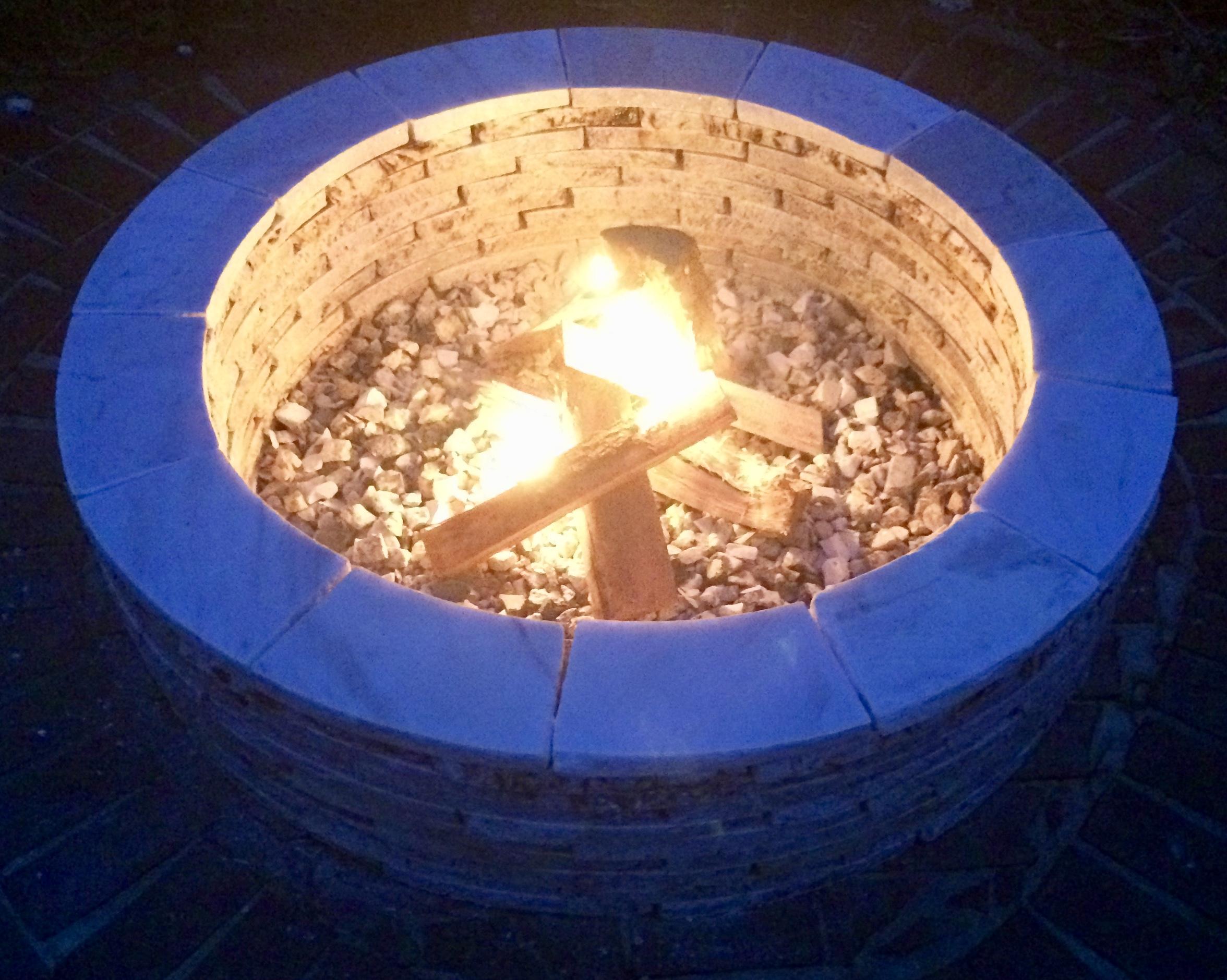 Round Fire Pit at Night.jpg