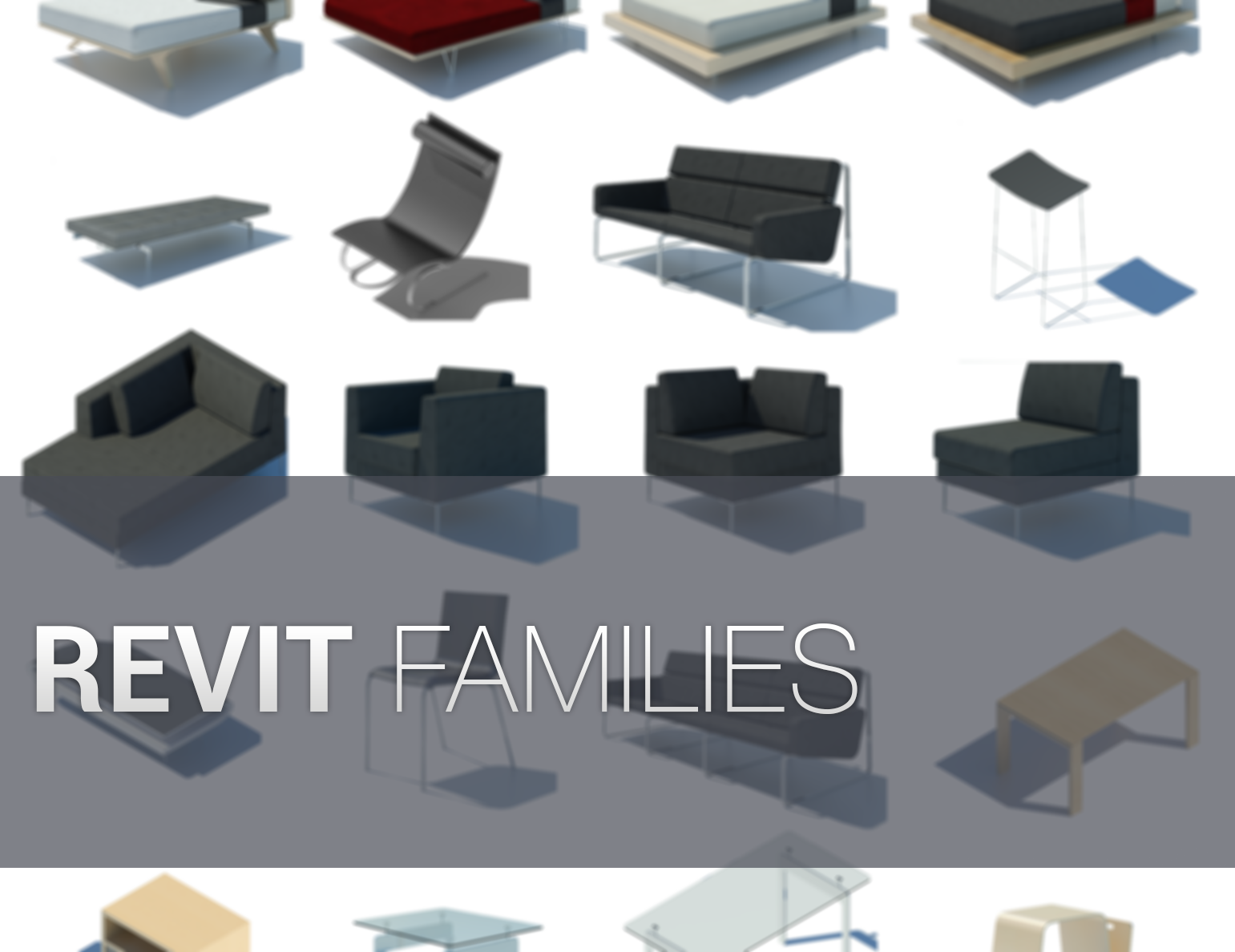 Top 6 Recommended Sites For Revit Families