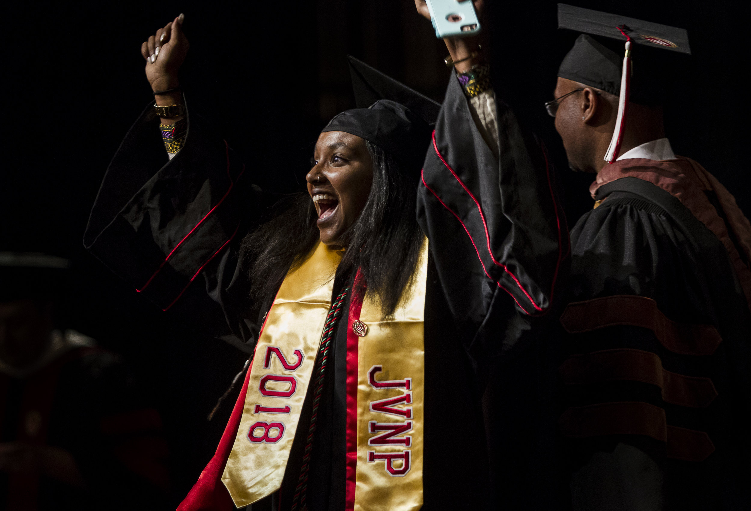 Division of Diversity, Equity, and Educational Achievement Graduation Recognition and Reception at the UW Memorial Union in Madison, Wisconsin, Friday, May 11, 2018.