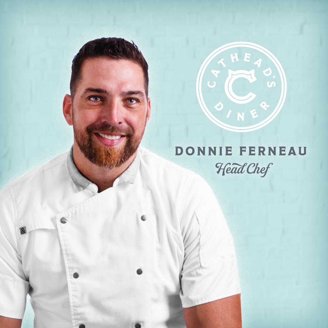 Donnie Ferneau Head Chef