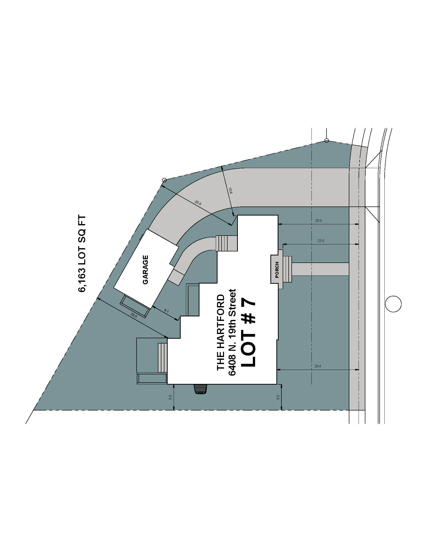 Lot 7 Site Plan-6408 N 19th Street-The Hartford Model.png
