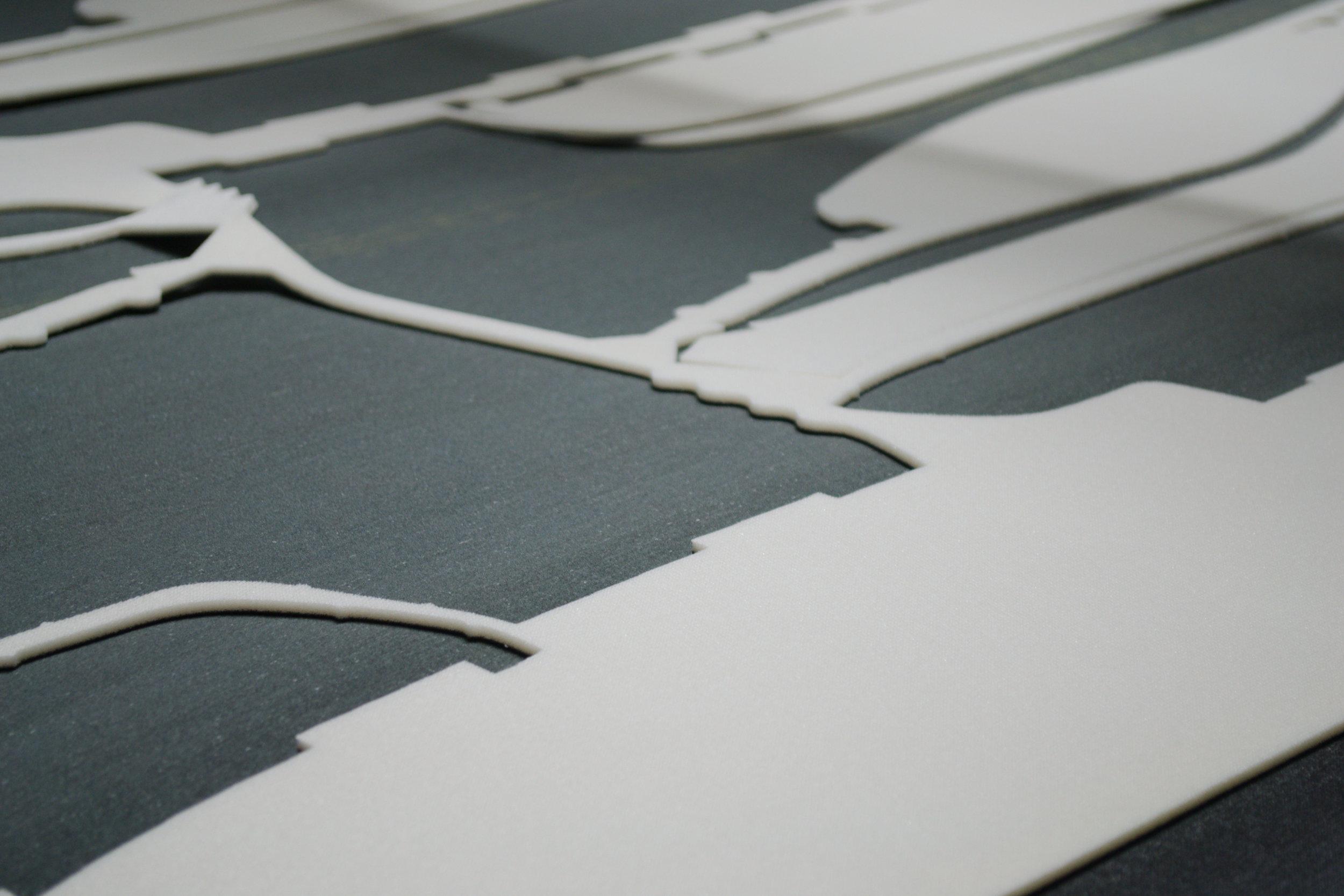 CNC Press Cutting Table