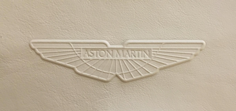 Aston Martin Embossed Wings