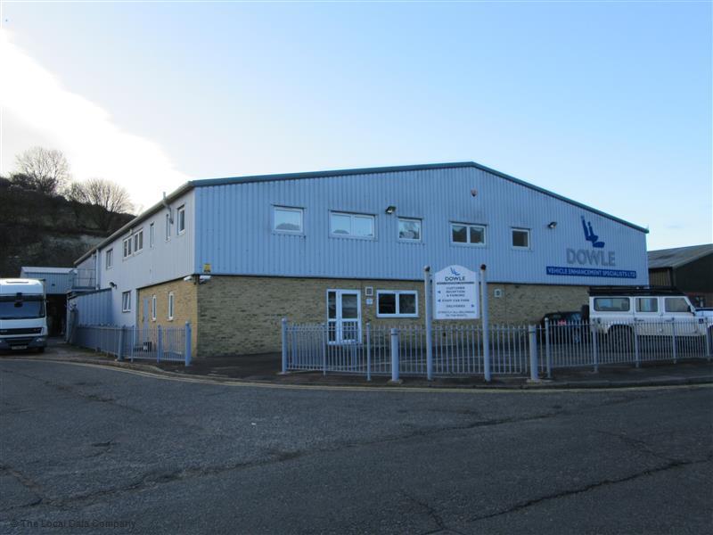 Dowle V.E.S Factory Building