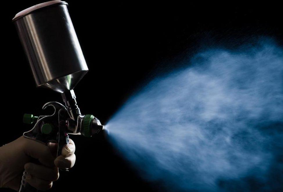 Spray Gun Mist