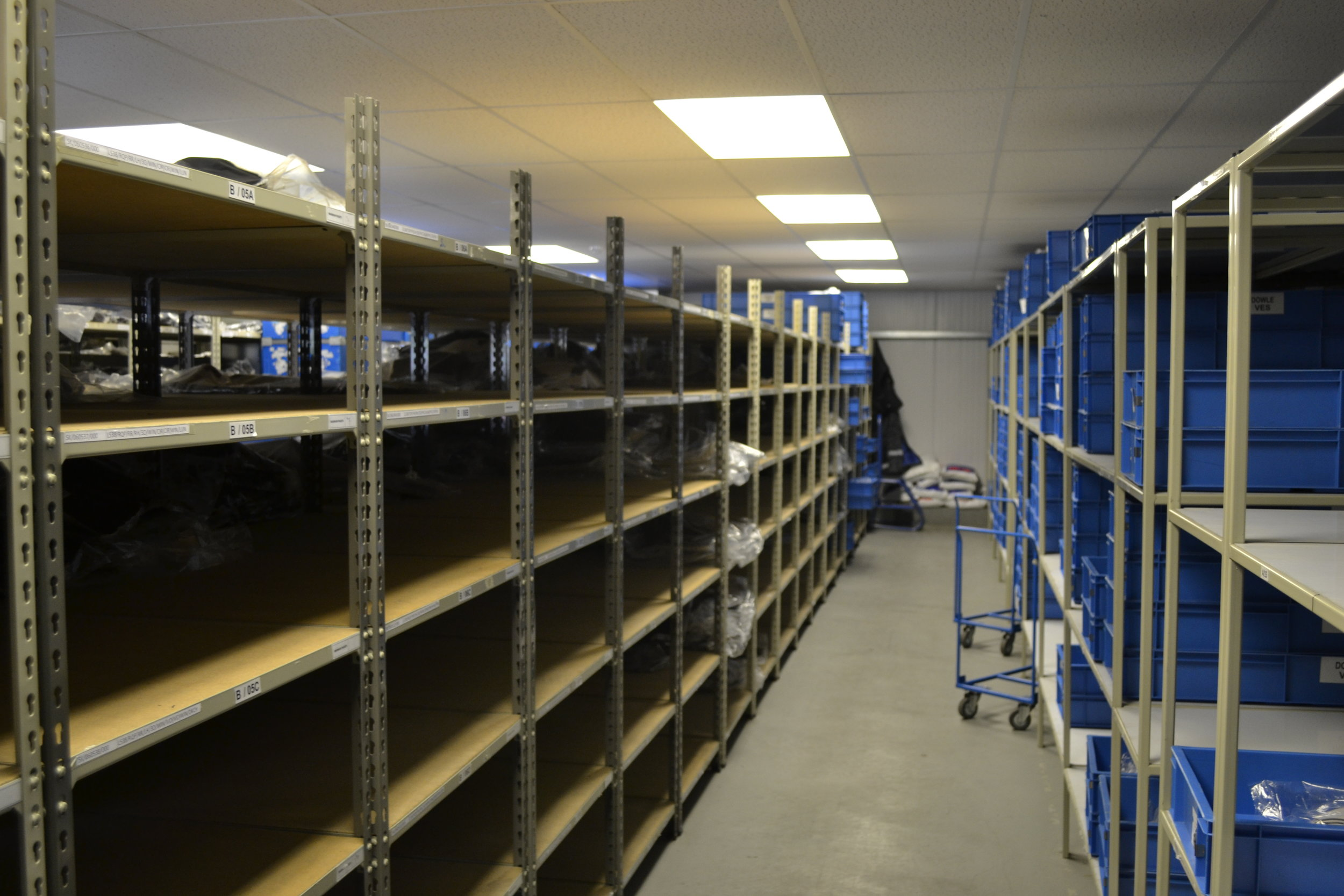 Dowle Store Room