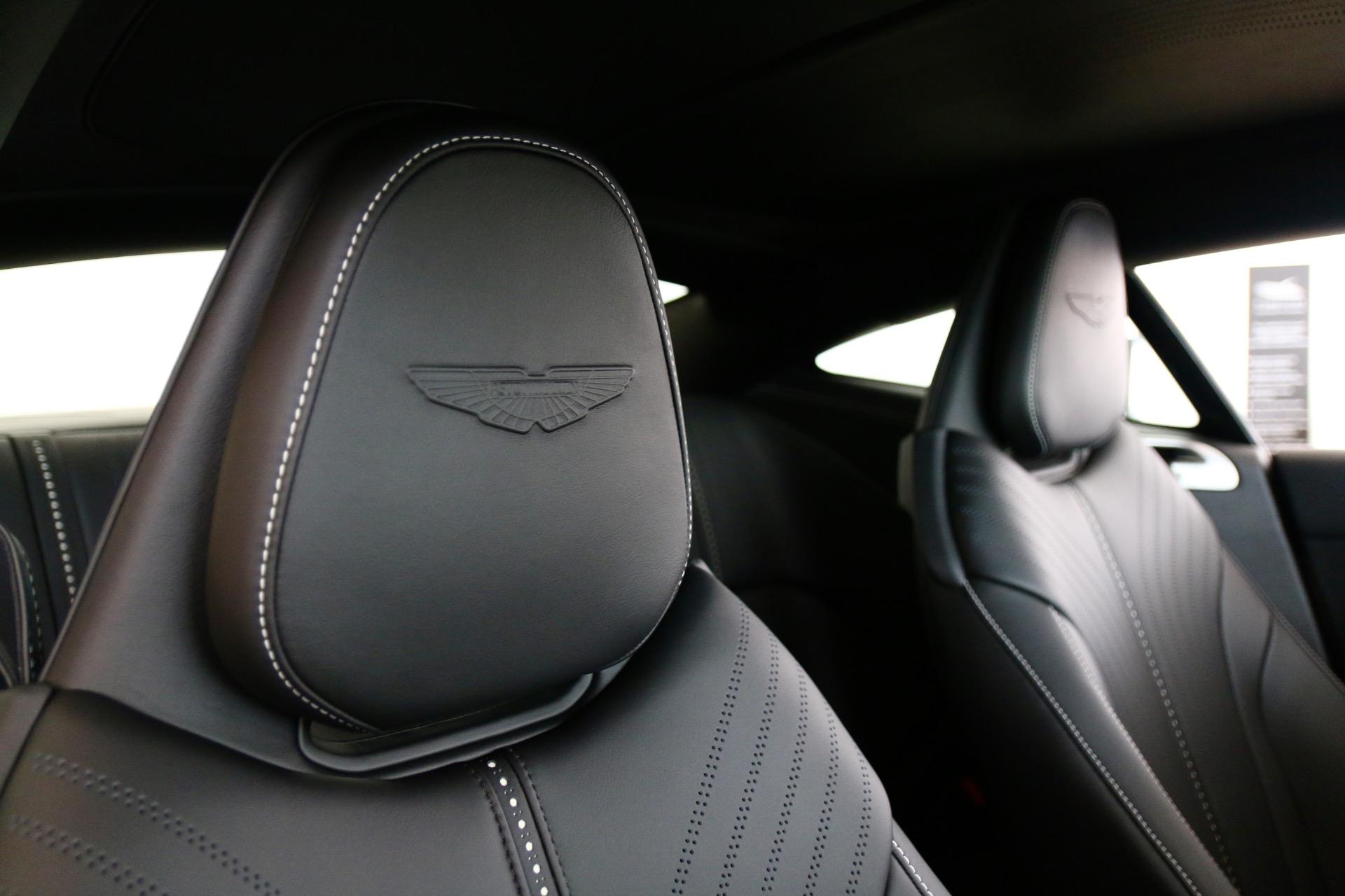 Aston Martin Wings Embossing