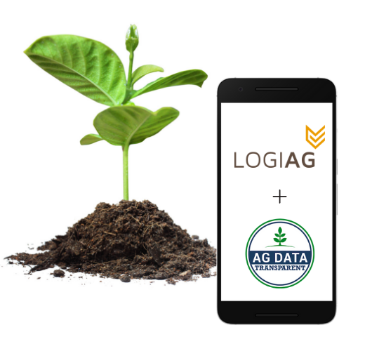 LOGIAG Garners Ag Data Transparent Certification -