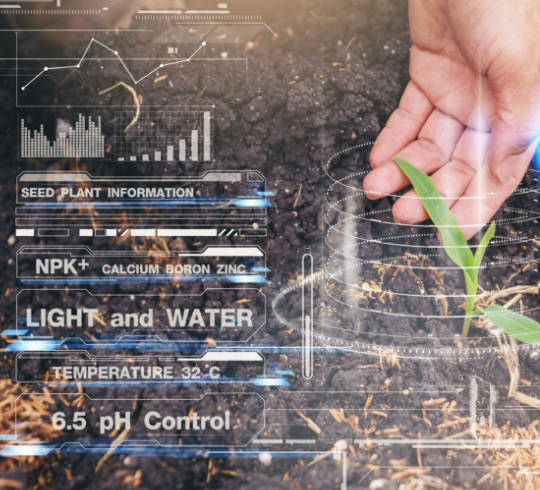 Where could data be used in AG? -