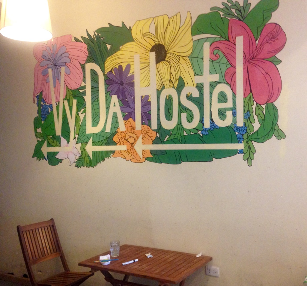 Vy Da Hostel Saigon