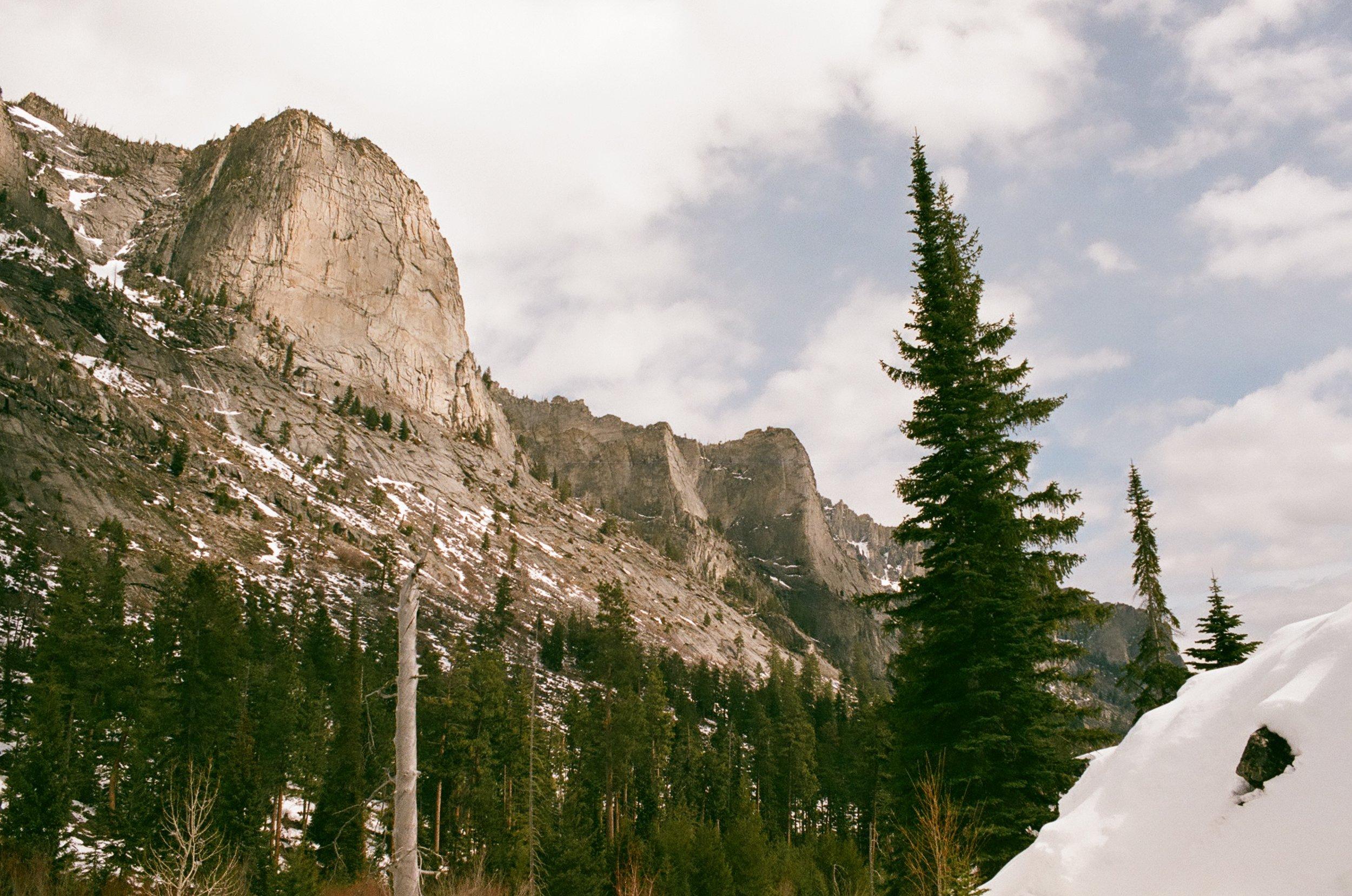 Bitterroot Mountains, Montana