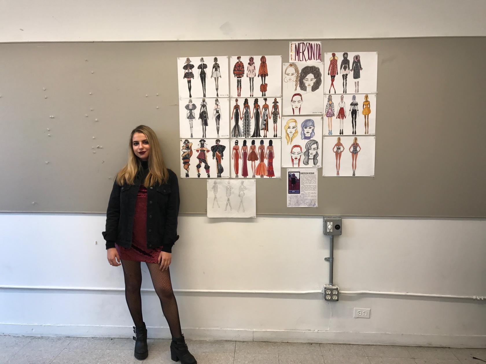 My Parsons Exhibit in Wine Velvet Slip Dress