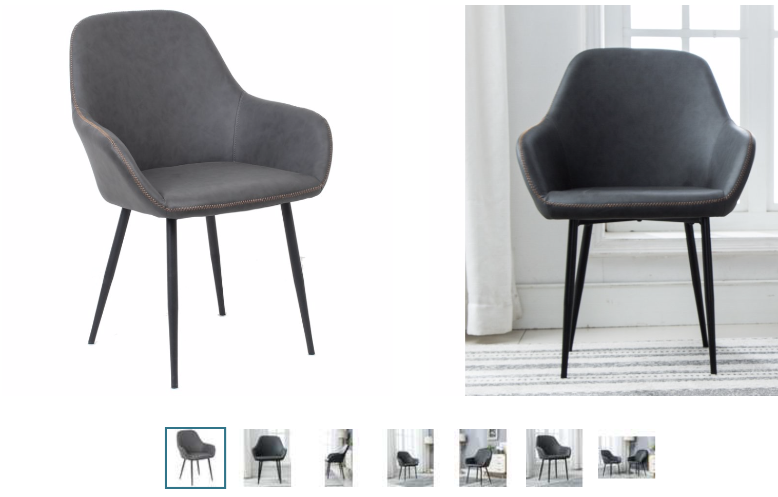Waiting Room Chair - Wayfair, about $105/Chair