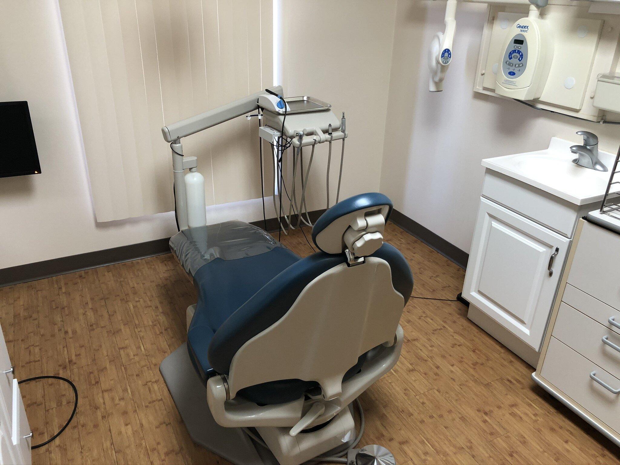 Hygiene Chair -