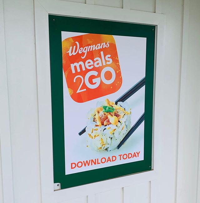 We would like to welcome @wegmans to Play To Win!! Everyone needs to use their new Meals2Go service!