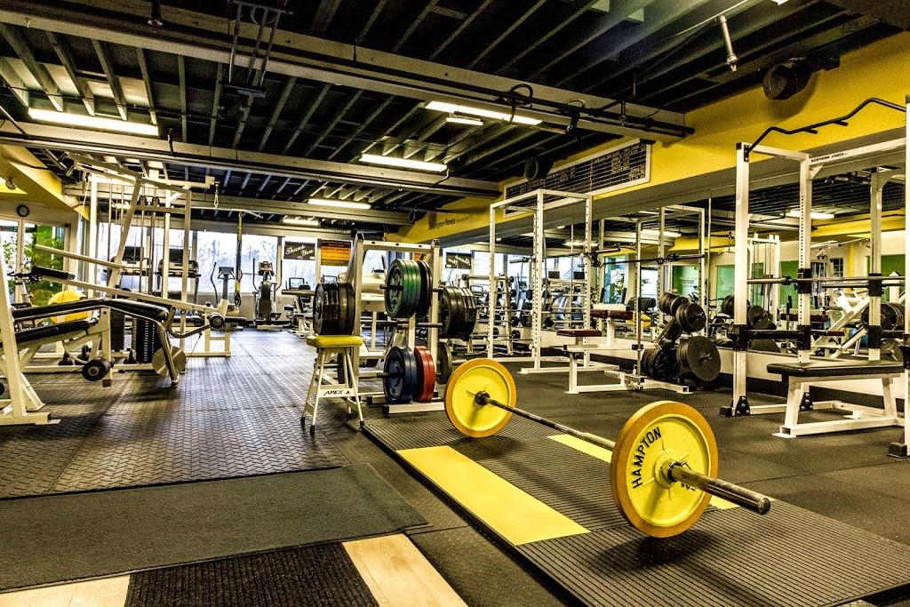 Deadlift Platform & Gym Overview