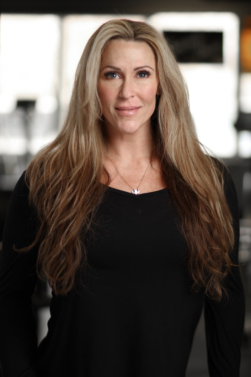 DEANNA RABOSKY - Has been working in the sports/fitness industry since 1998 and working as a personal trainer since 2001.