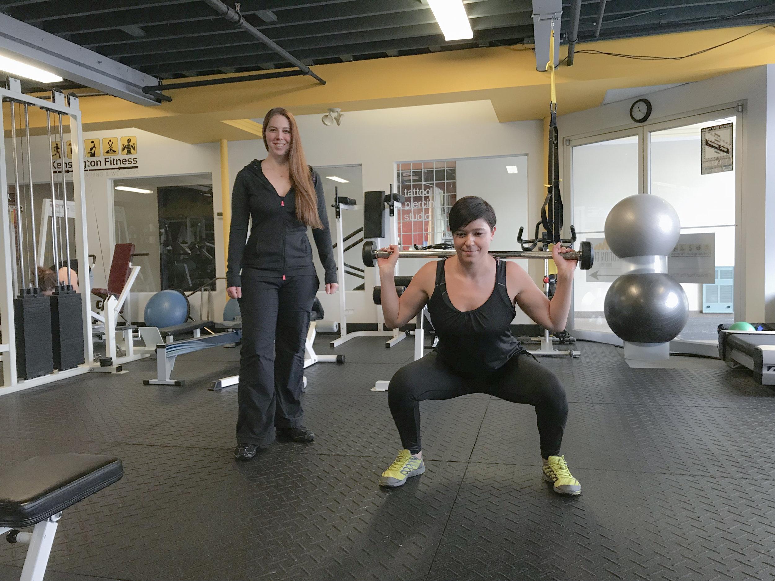 Personal Training Hillhurst