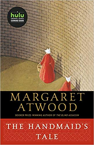 6) The Handmaid's Tale - By Margaret Atwood