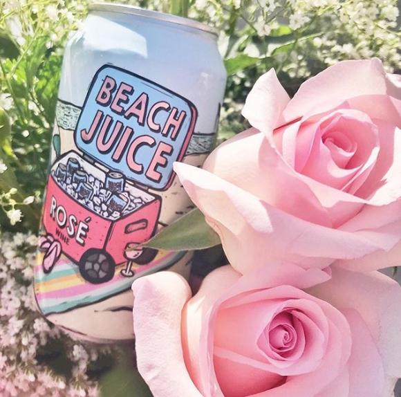Beach Juice Rose