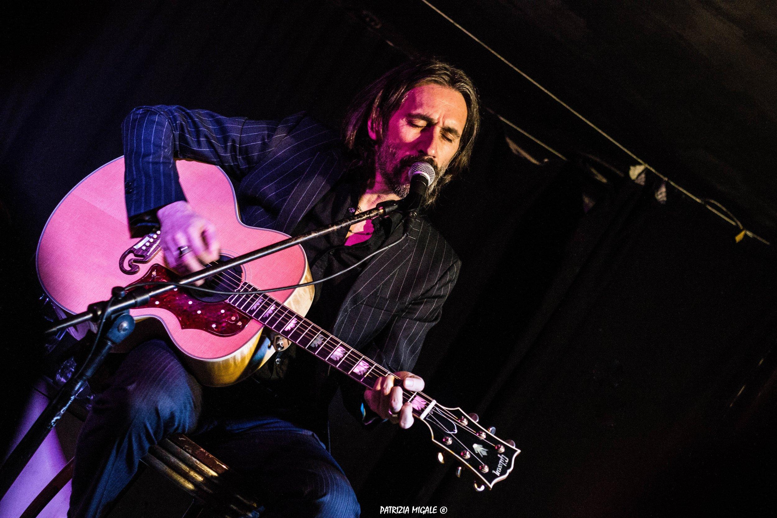 Cristiano Godano - Musica e Parole @ Sparwasser8