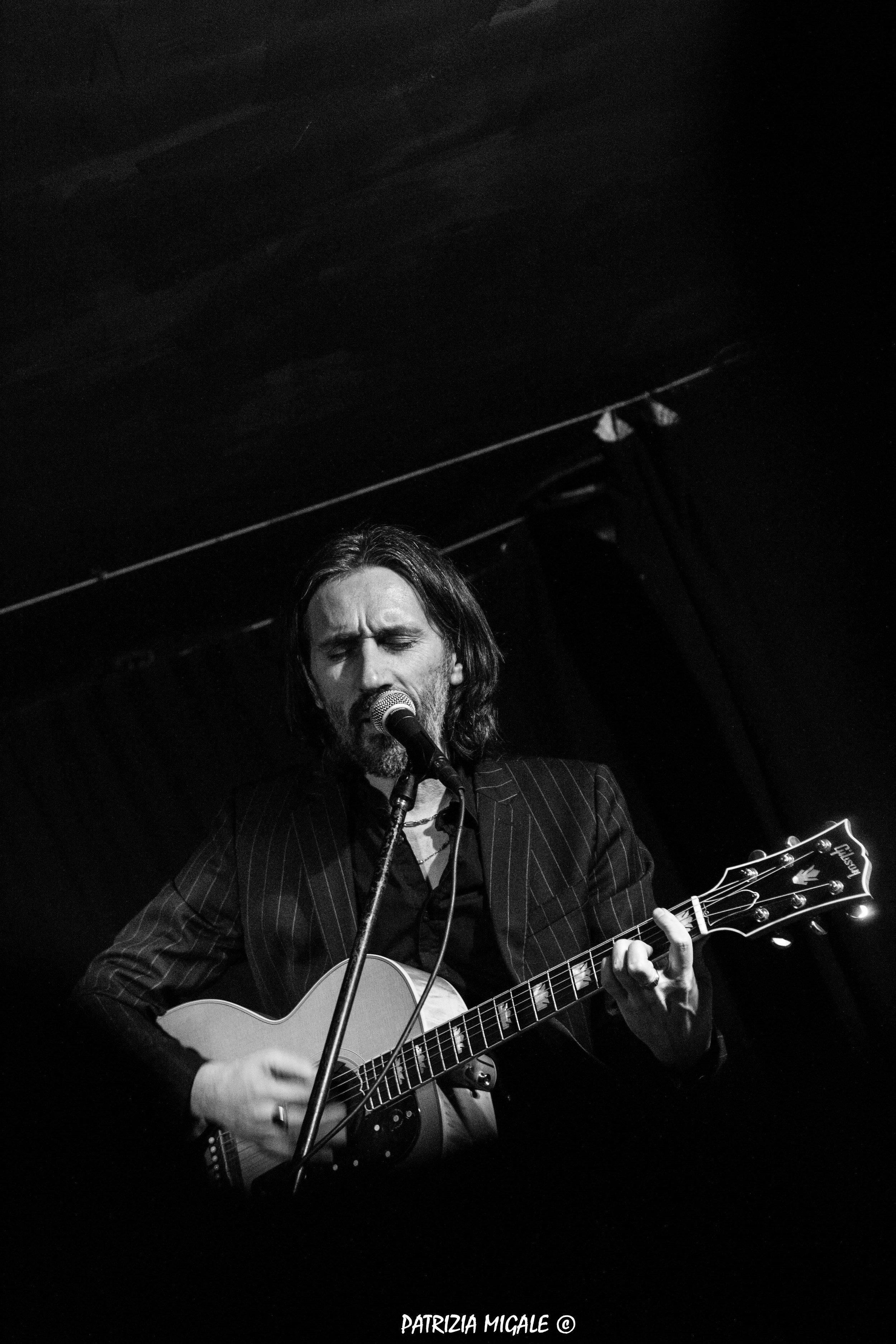 Cristiano Godano - Musica e Parole @ Sparwasser9
