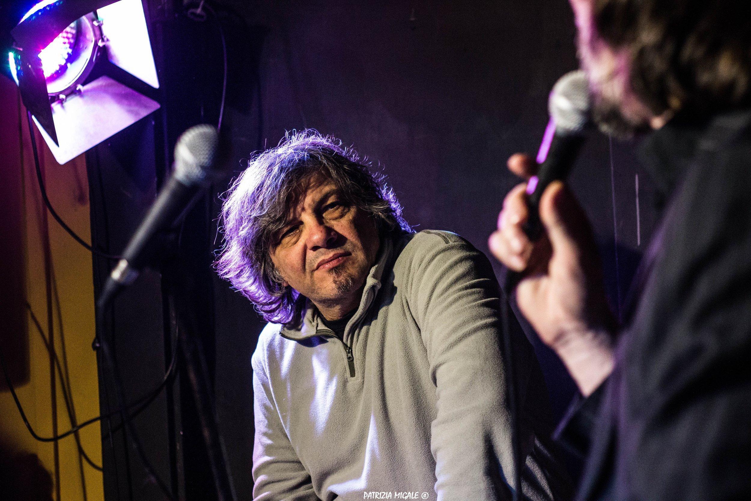 Cristiano Godano - Musica e Parole @ Sparwasser92