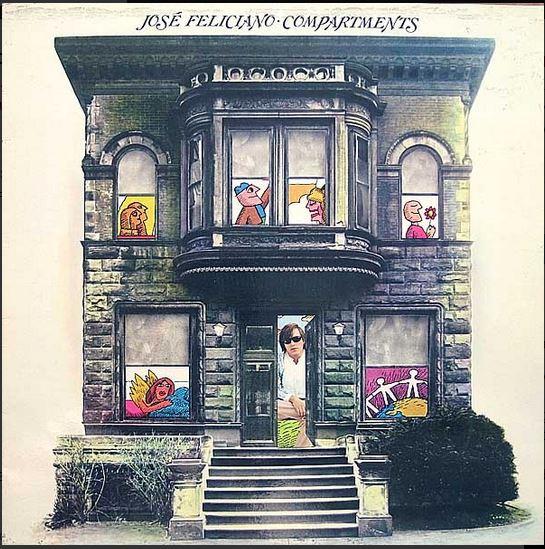 """Jose Feliciano - """"Compartments"""" 1973"""