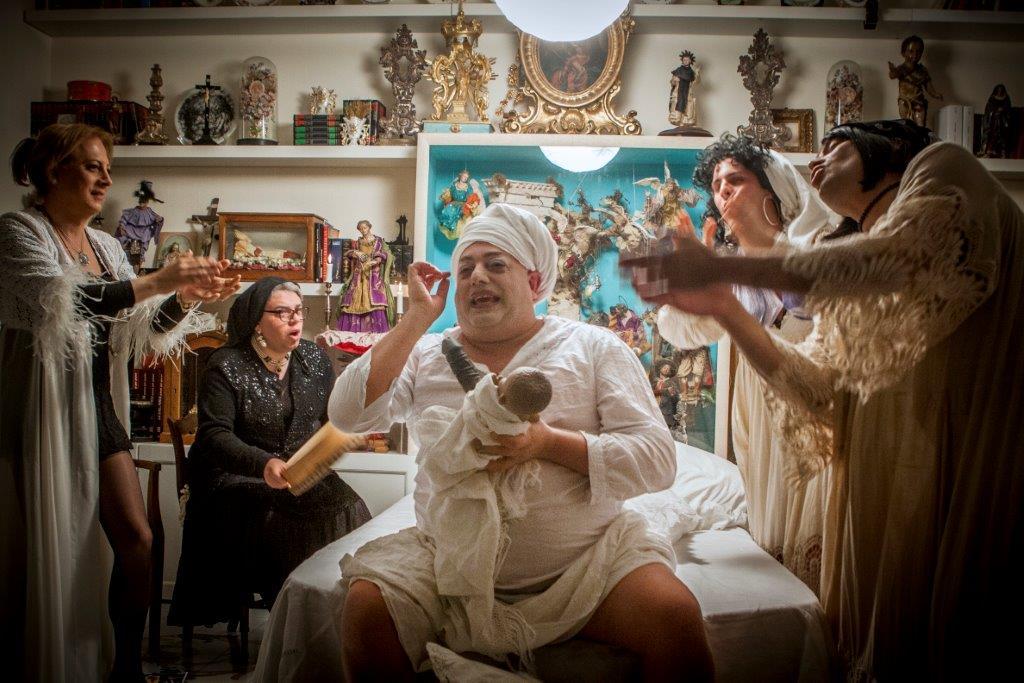 """Bruno Buoninconti nel film documentario """"Pagani"""", diretto da Elisa Flaminia Inno e prodotto da Parallelo 41 (2016)"""
