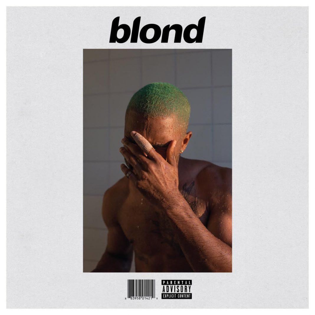 Cover di Blonde - Frank Ocean (2016)