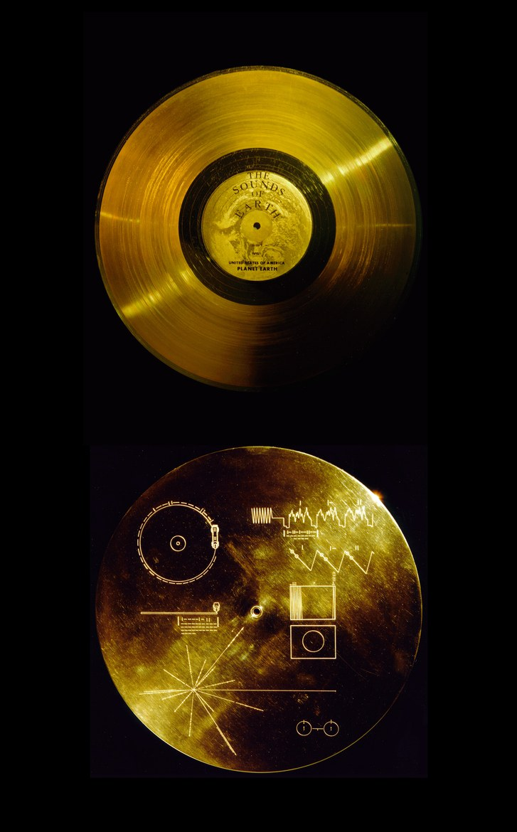 Il Voyager Golden Record