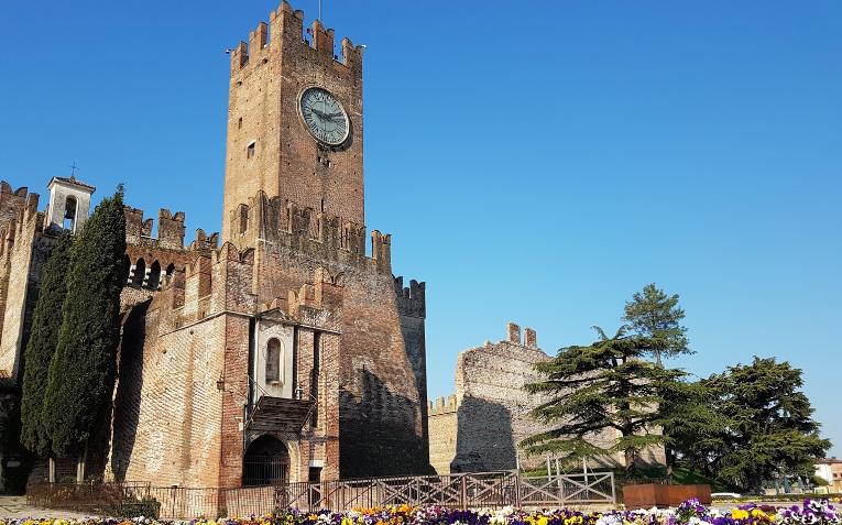 Castello Scaligero, Villafranca di Verona. Foto: Google