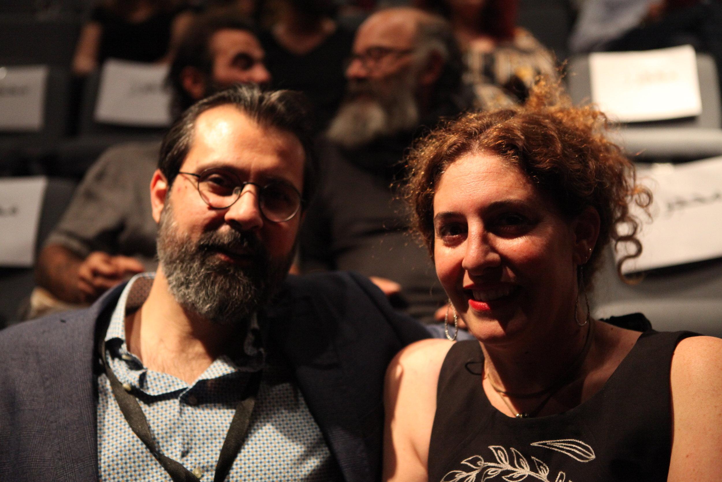Haifa Independent Film Festival HIFF 2018 Wajib Director annemarie jacir.JPG