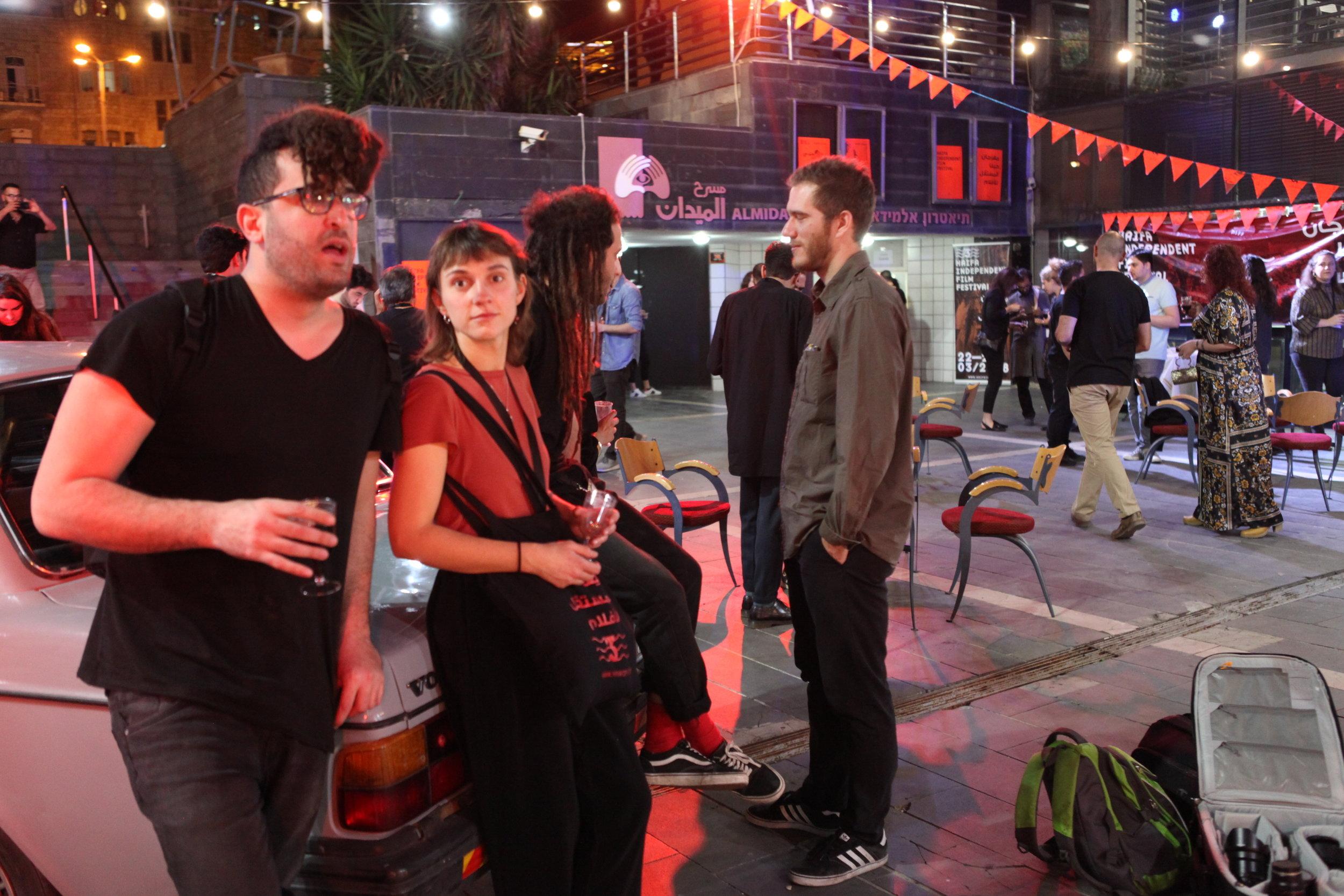Haifa Independent Film Festival HIFF 2018_8405.JPG