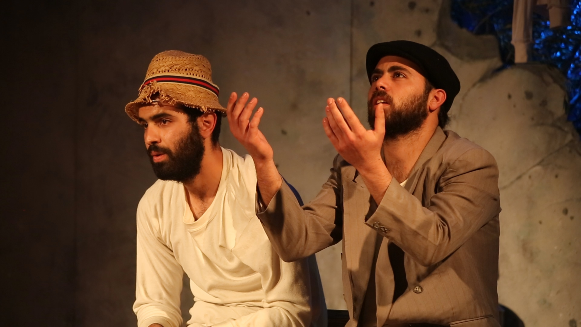 Waiting for Faraj Allah - A film by Nidal Badarni