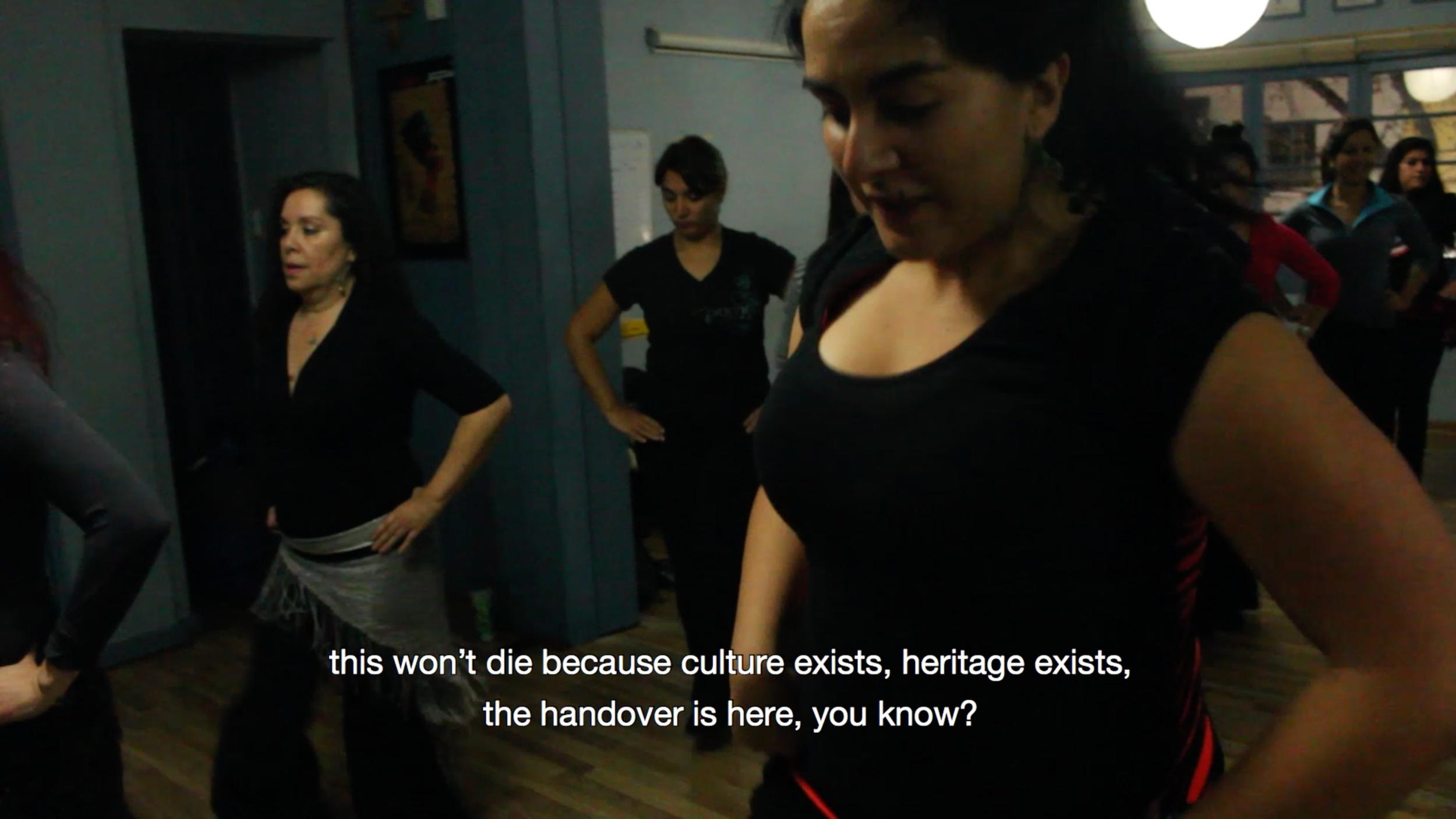 Ojalá: La vuelta al orígen - A film by Yasmine Benabdallah