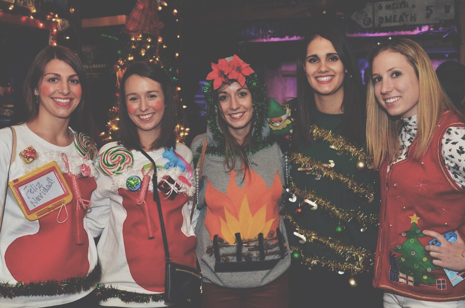 Ugly Sweater Crawl - SATURDAY, DECEMBER 7TH,2019