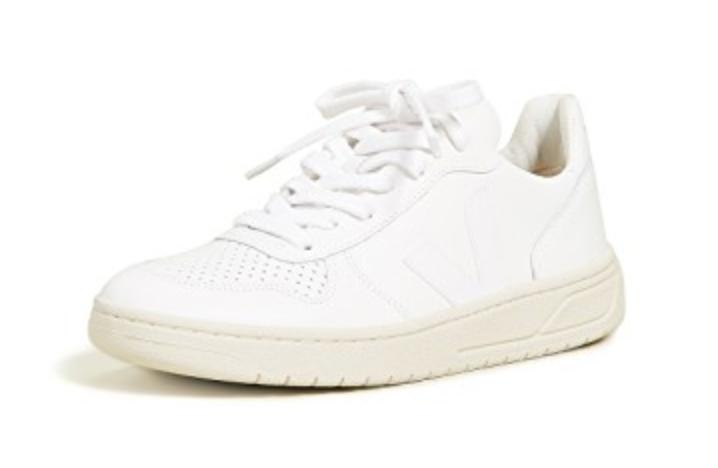 VEJA V-10 Lace Up Sneaker