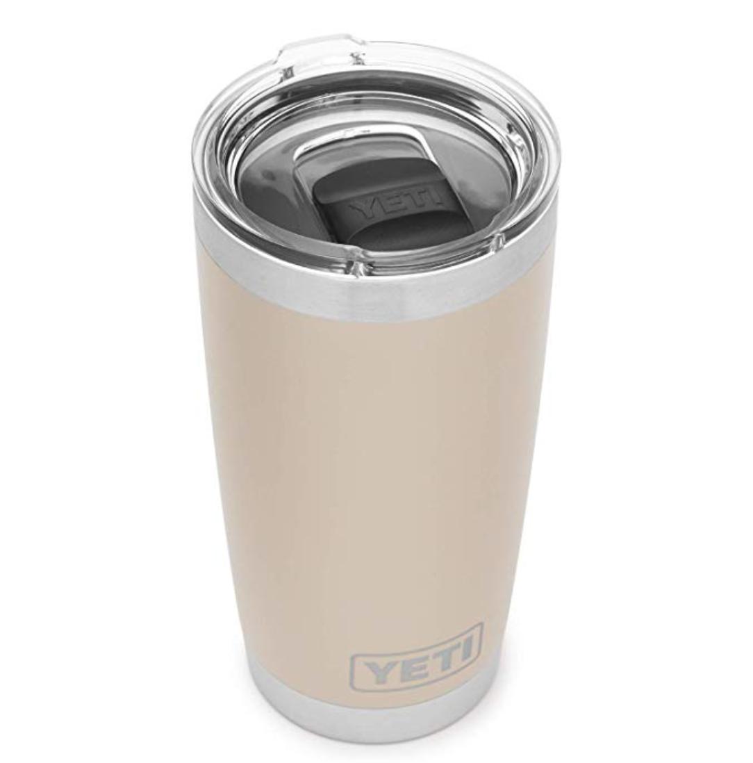 YETI  Rambler 20 oz Stainless Steel Vacuum Insulated Tumbler