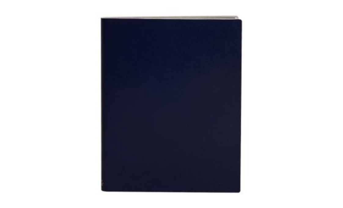 PAPERTHINKS  Recycled Leather Notebook