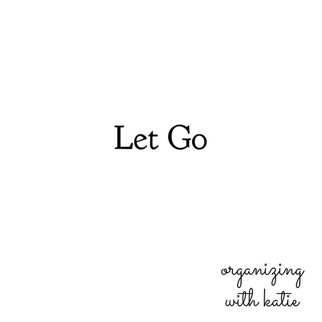 Let go of the things and people who don't allow you to be the best version of yourself.  Create an opening in your space, heart, life so you can let something even more incredible in. It takes courage to be vulnerable and it's so darn scary, but all the best things in life usually are. Xo