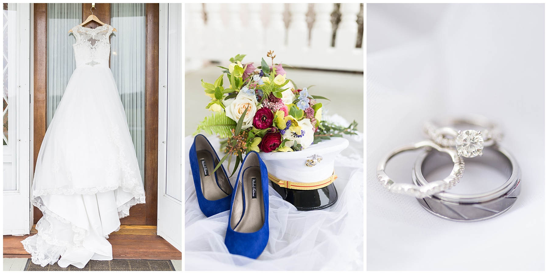 See more from Sarah and Josh's wedding  here !
