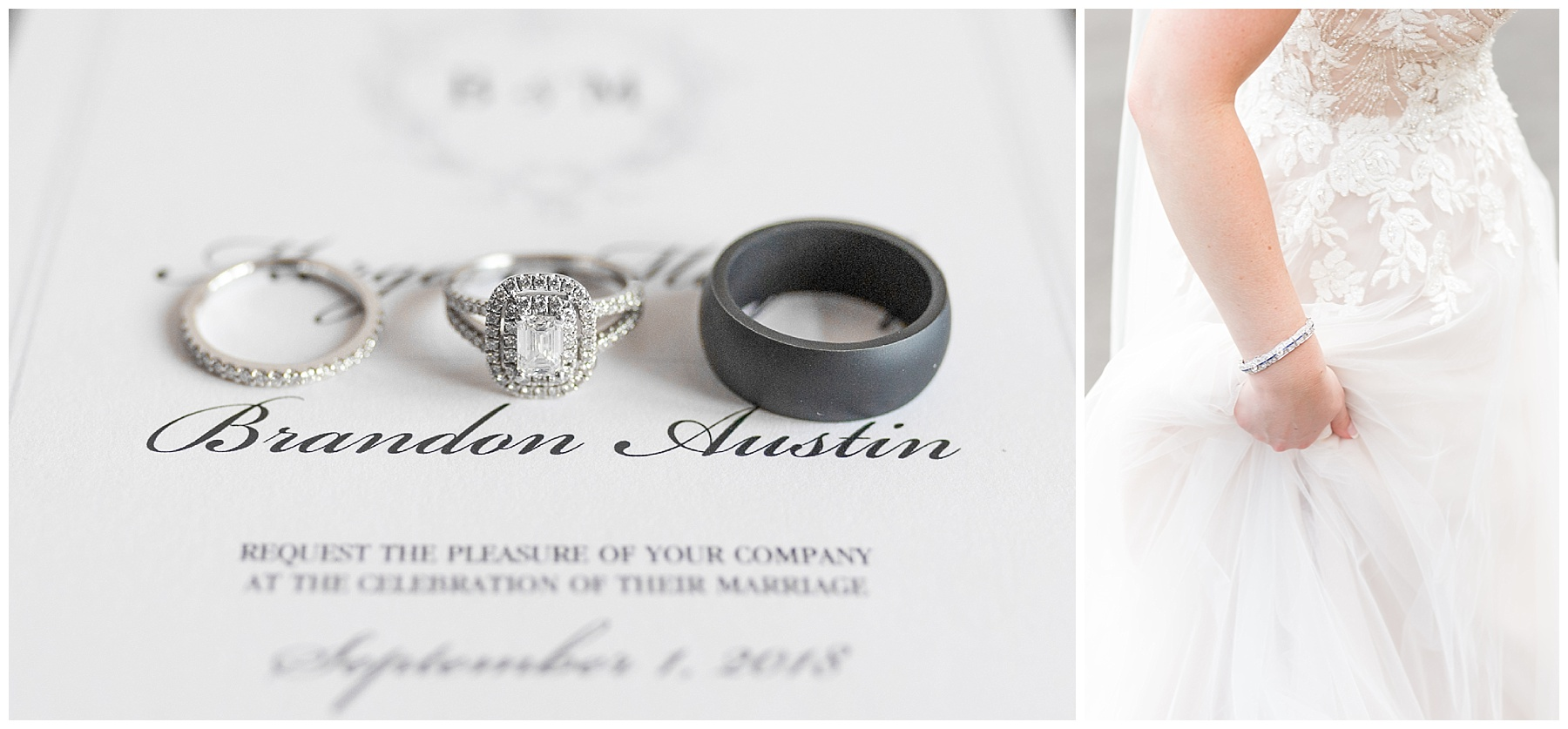 Beautiful details from a wedding shot with  Taylor Webster Photography