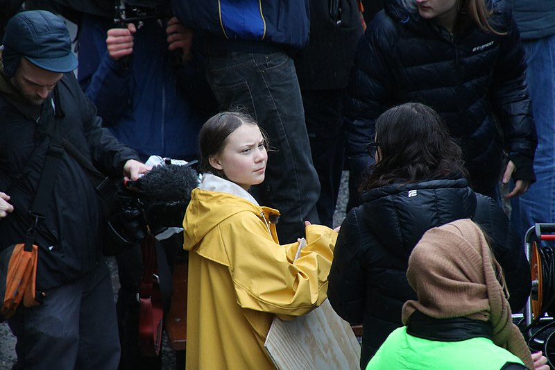 Greta Thunberg   This girl is only 16 years old but she's already known as one of the ultimate environmental campaigners and influencers of her generation.  Thunberg is the brains behind the recent UK school climate strike , which aims to urge the Swedish government to act on climate change. Since she was too young to vote in the general elections, she resorted to a protest instead, inspiring other young people from all over the world to follow suit.